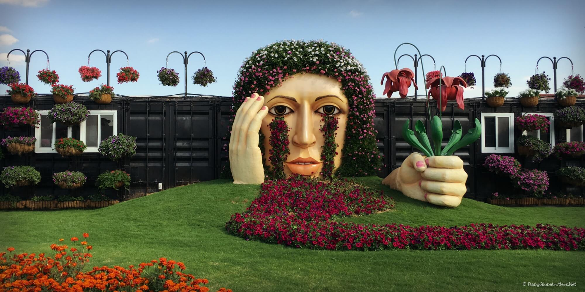 Image result for Dubai Miracle Garden