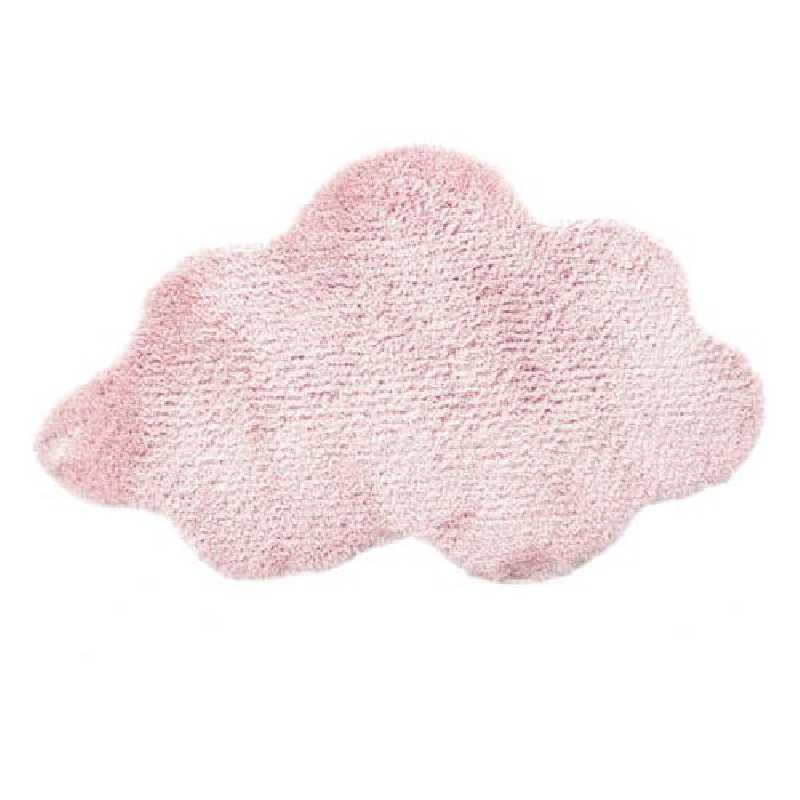 tapis pour chambre d enfants nuage atmosphera for kids rose