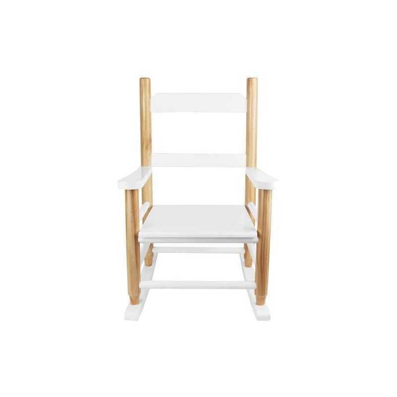 fauteuil chaise a bascule pour enfant en bois the concept factory