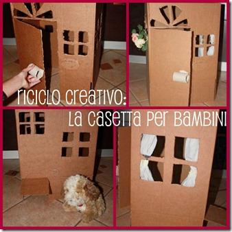 Come Costruire Una Casetta Per Bambini A Costo Zero Babygreen