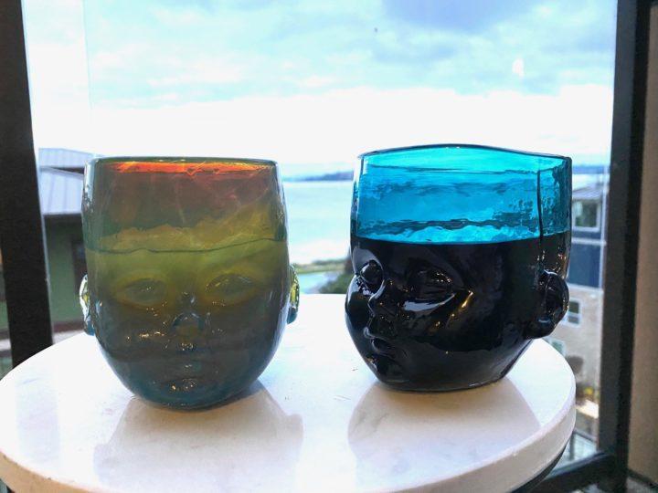 Baby Head Cups Ocean View