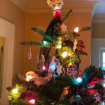 Baby Head Tree Topper