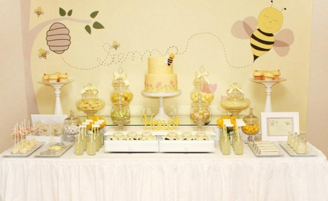 Bee Baby Shower Theme Ideas The Best Bee 2018