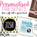 Top 20 Personalised Baby Products