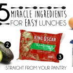5 Miracle Ingredients For Easy Meals