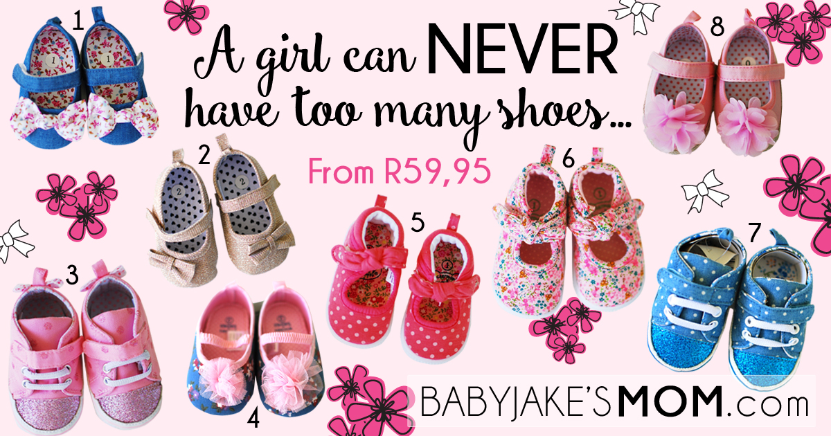 Ackermans Baby Shoes