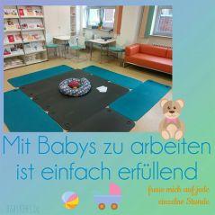 Arbeiten mit Babys