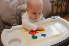 sensory activity for baby