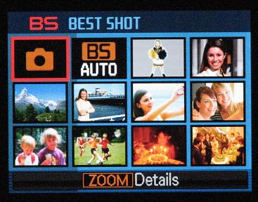 Casio Best Shot