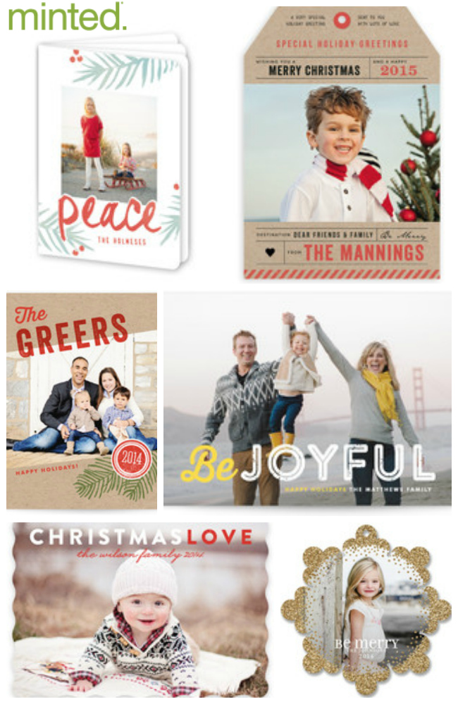 Customize Your Christmas Photo Cards With