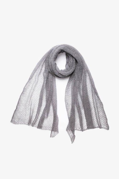 Babymoh Atmosphere shawl Ash