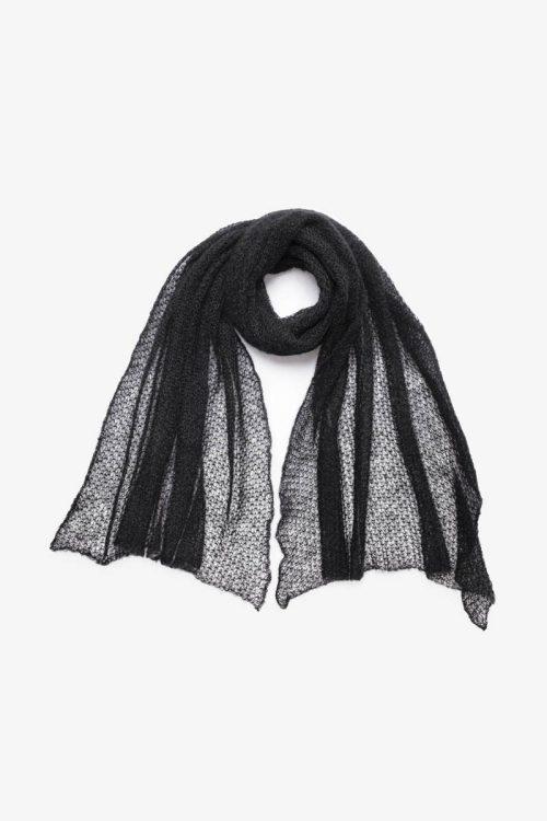 Babymoh Atmosphere shawl Black