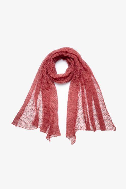 Babymoh Atmosphere shawl Maroon
