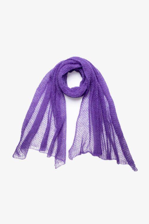 Babymoh Atmosphere shawl Purple