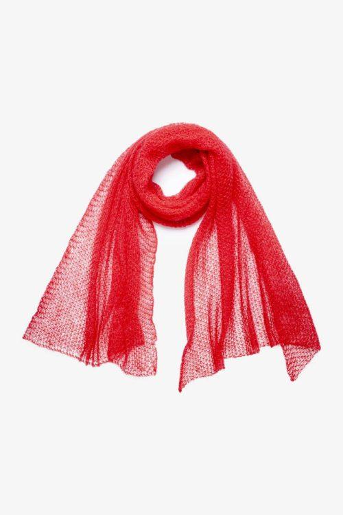 Babymoh Atmosphere shawl Ruby