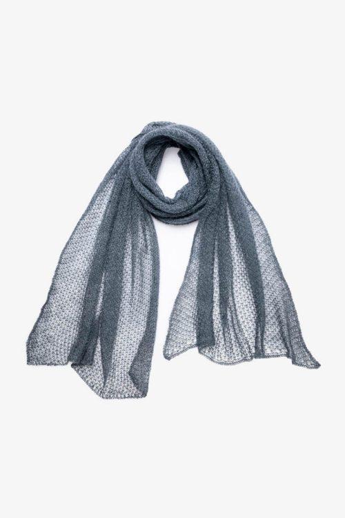 Babymoh Atmosphere shawl Slate