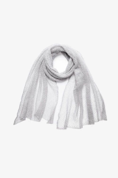 Babymoh Atmosphere shawl Silver