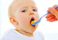 Diet for 6 Month Old Baby