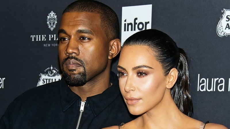 Kim Kardashian And Kanye West Welcome Baby Girl