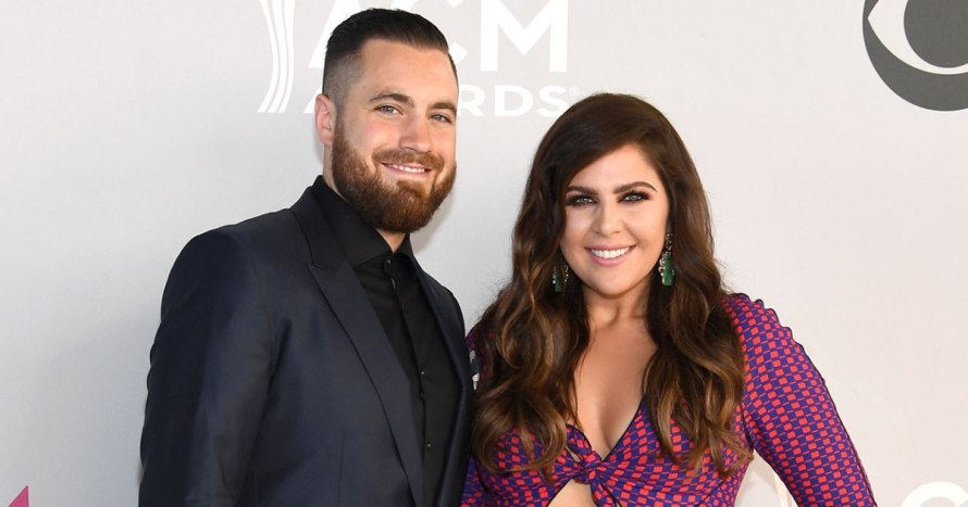 Hillary Scott with husband Chris Tyrell