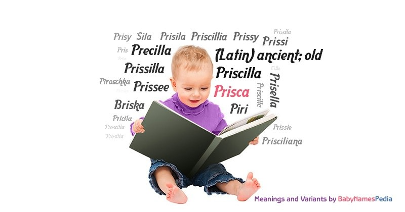 Meaning Priscilla Name