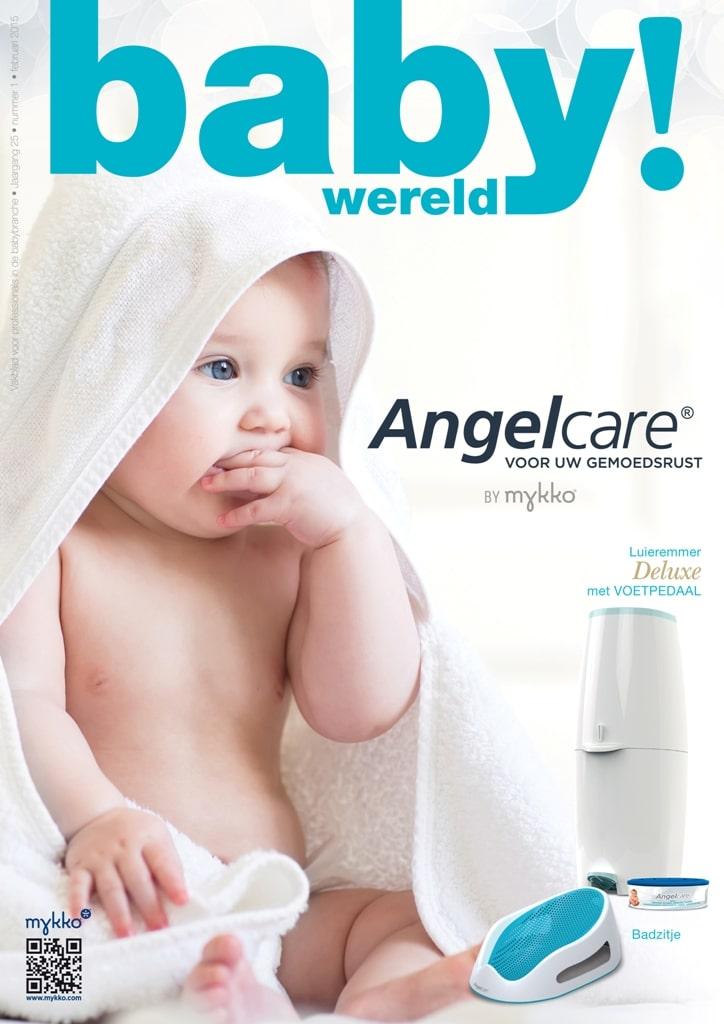 cover baby wereld