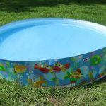 Wading pools are cute--but put them on your radar as a drowning hazard. Dump them when you're done.