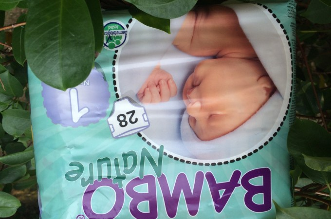 Ecofriendly Disposable Diapers: Checkout Bambo Nature