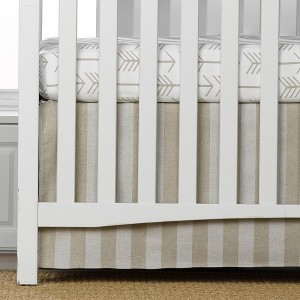 Liz and Roo crib sheets