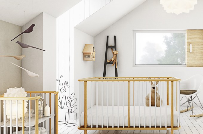 Your DIY Dream Nursery—on a Budget + GIVEAWAY!