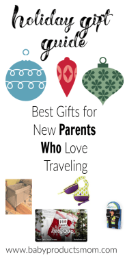 Best Gifts For New Parents Who Love Traveling Baby Products Mom
