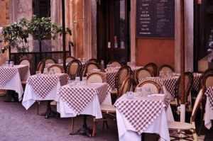 italian pizza restaurant Italy