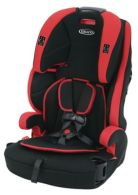 Graco Wayz 3-in-1 harness booster car seat safety