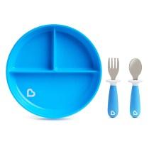 Munchkin Blue Plate Set .pdf