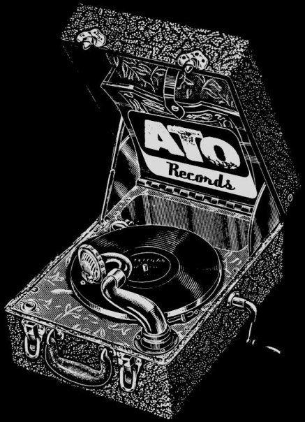 ATO Records press photo baby robot media