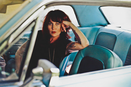 Ruby Boots gives Digital Tour Bus tour tips on her way to the Americana Music Festival