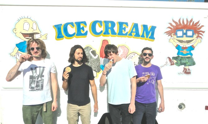 The Wild Honey Pie debuts the new single from San Francisco's Ice Cream
