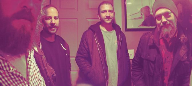 Under the Gun Review streams new Vulture Whale LP, out today via Cornelius Chapel Records