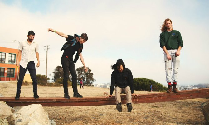 """Consequence of Sound streams The Band Ice Cream's new single """"Jerk It Off"""""""