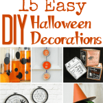 Make Your Own Halloween Decorations With 15 Diy Tutorials