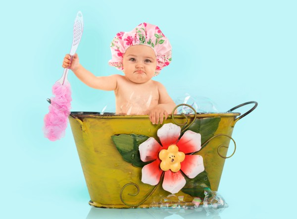 How to bathe a baby BabyScience