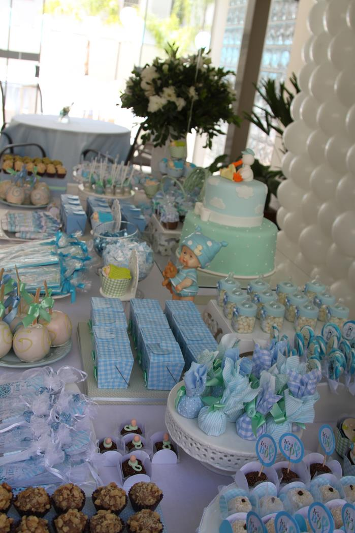 Shower Safari Favors Baby Party