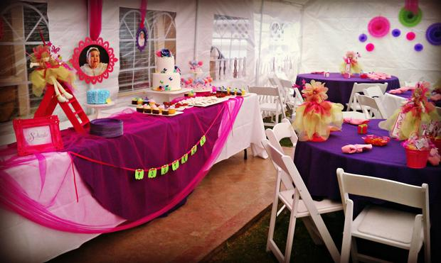 Fairy Garden Party Baby Shower Ideas Themes Games