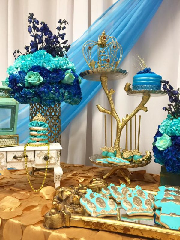 Royal Moroccan Prince Baby Shower Baby Shower Ideas