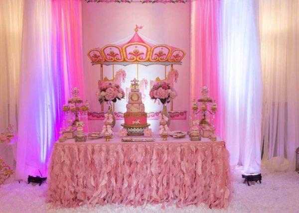 Pink Floral Tumblr Theme