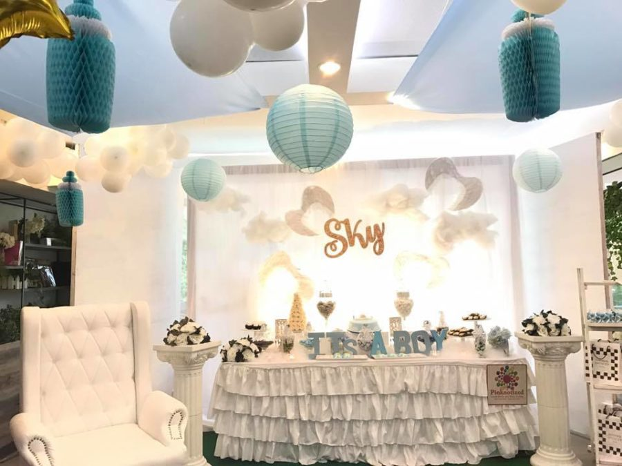 My Decorations You Baby Shower Are Sunshine