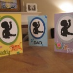 Baby Sign Language Father's Day Cards