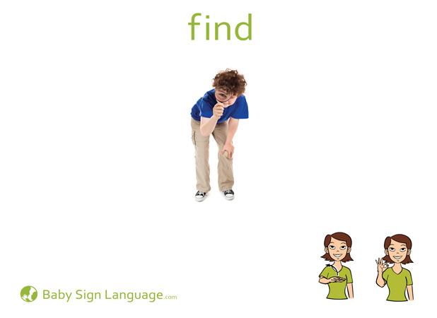 find sign