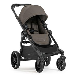 Baby Jogger City Select LUX taupe Review