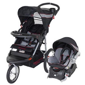 Baby Trend Expedition LX Travel System, Millennium review